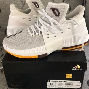 san francisco 10896 2c0aa adidas Shoes - Brand new Adidas SM Dame 3 NCAA ASU colorway